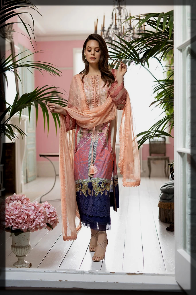 Sobia Nazir Unstitched Summer Collection
