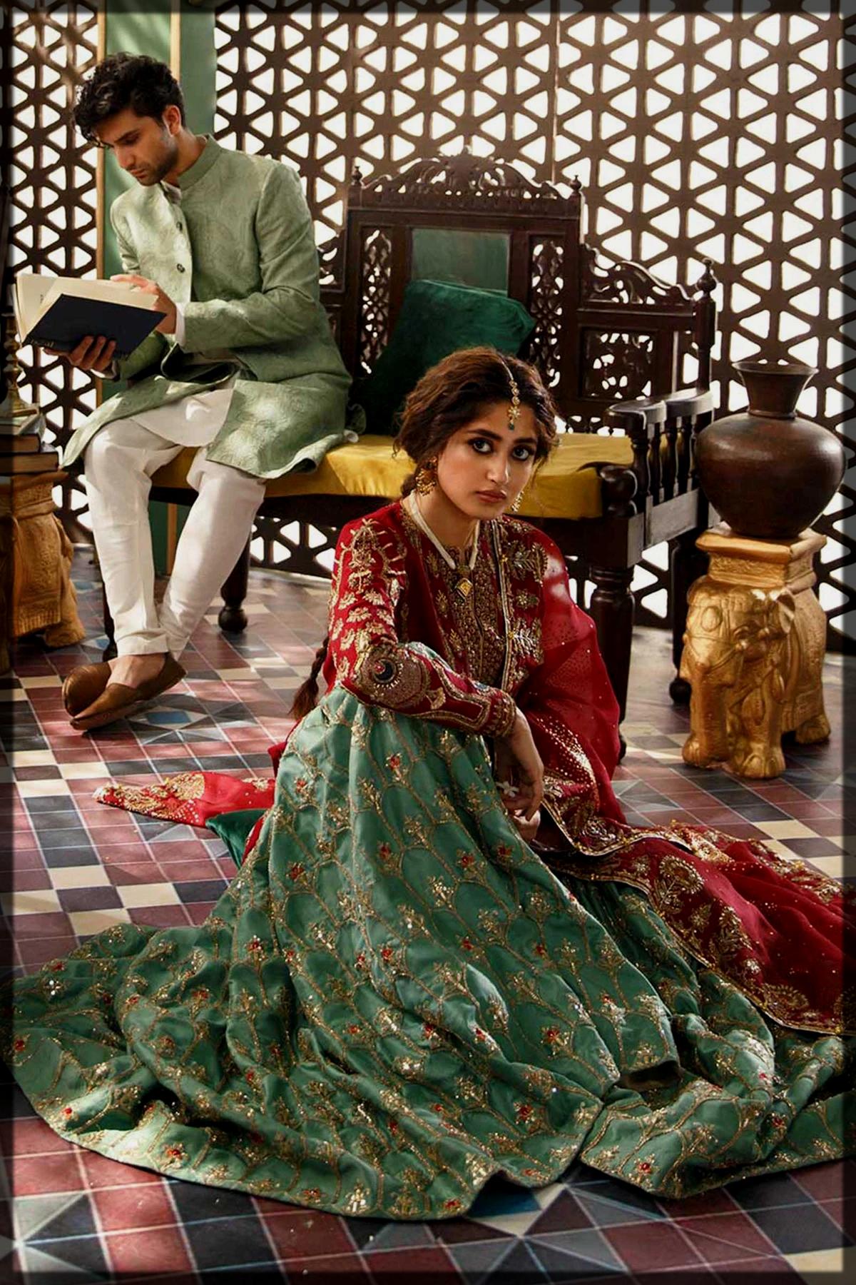 Zara Shahjahan Bridal Collection for women