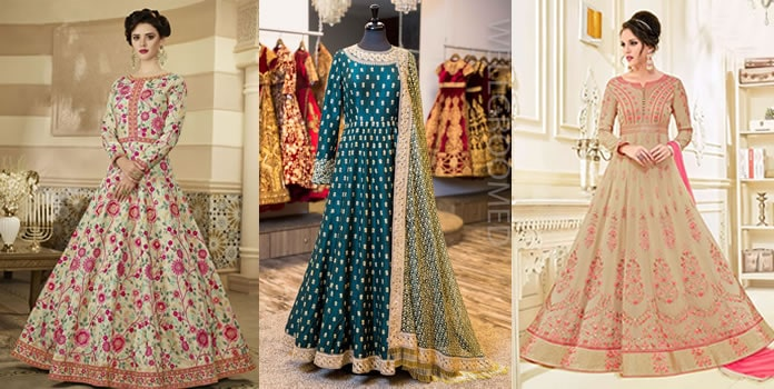 anarkali frocks in pakistan
