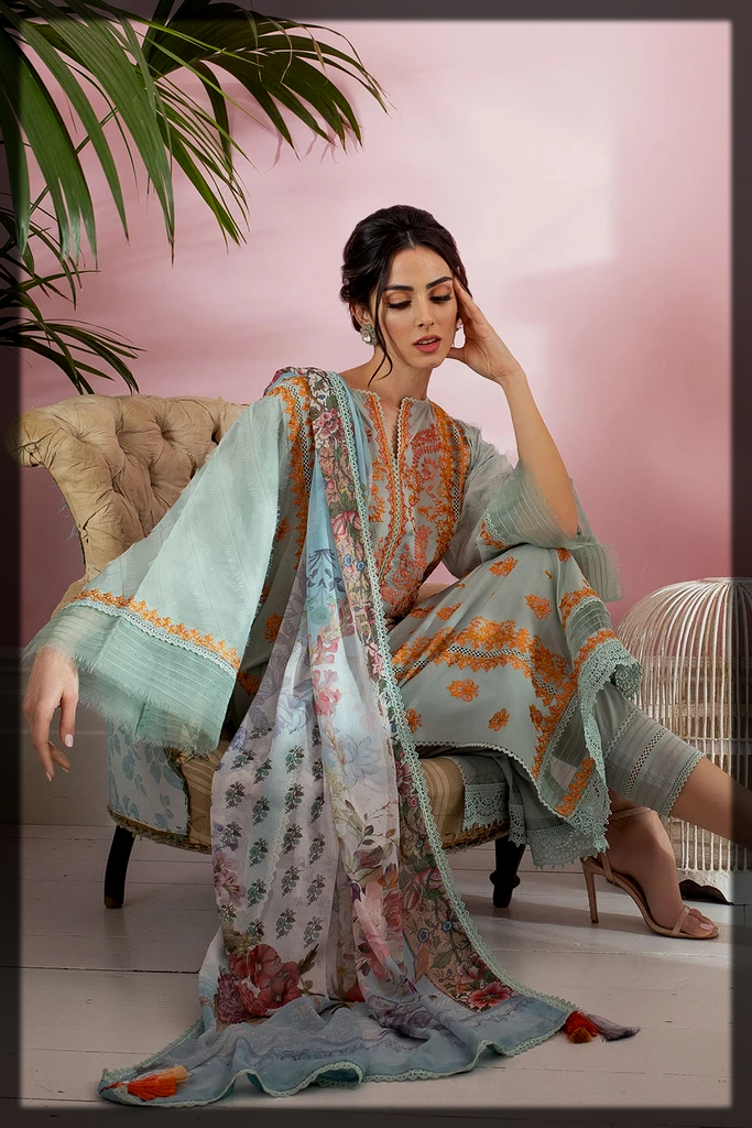 appealing Sobia Nazir Summer Collection