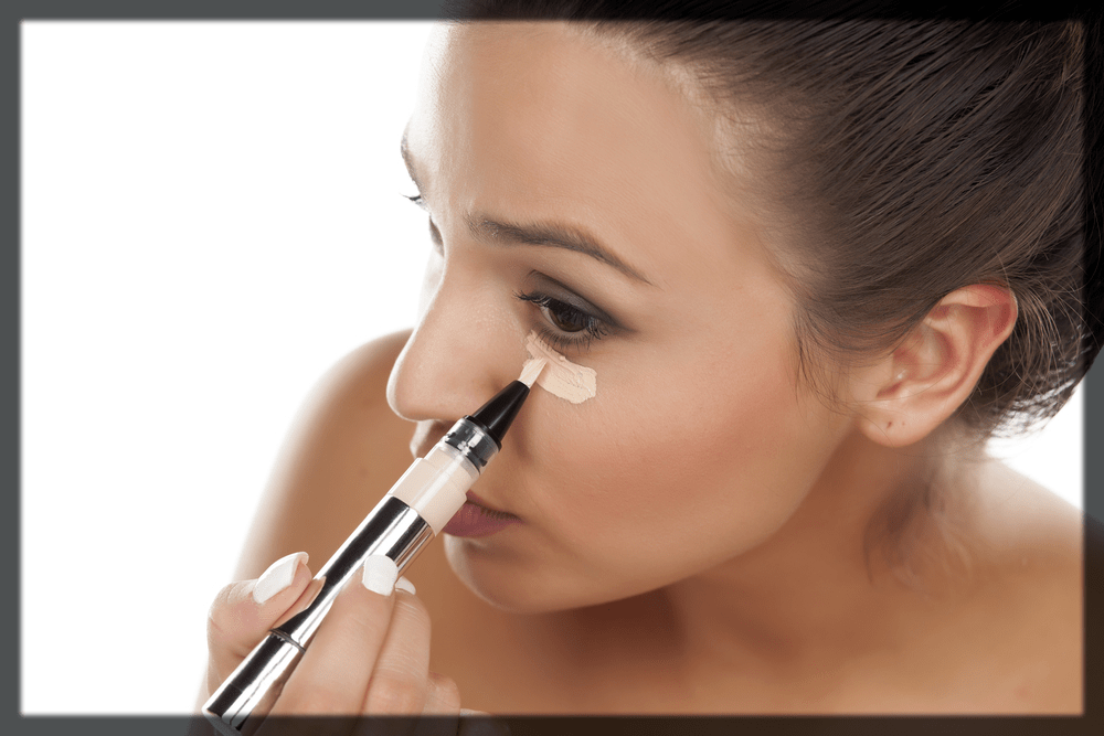 apply concealer for indian bridal makeup