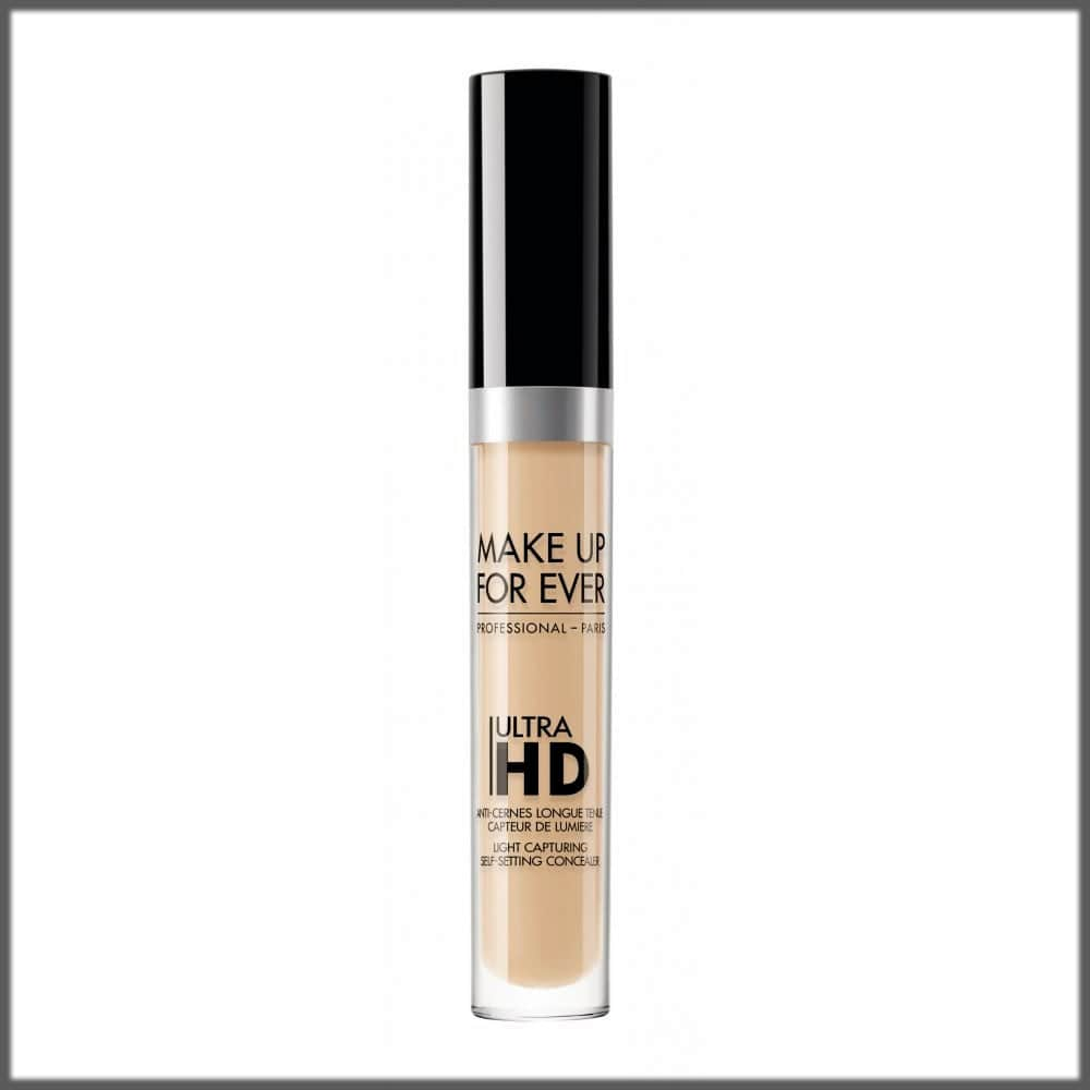 best HD concealer by make up for ever for eye wrinkles