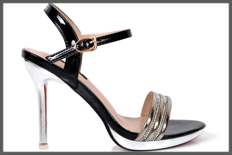 black heels for girls