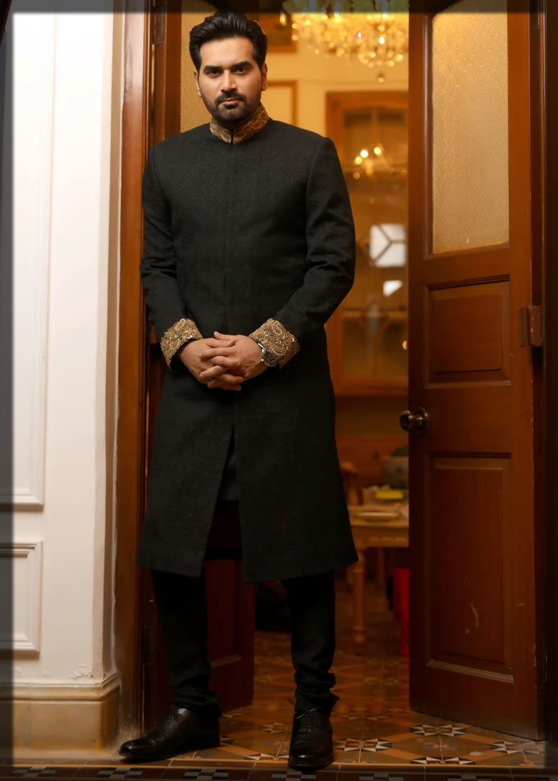 black sherwani styles mehndi dress for groom