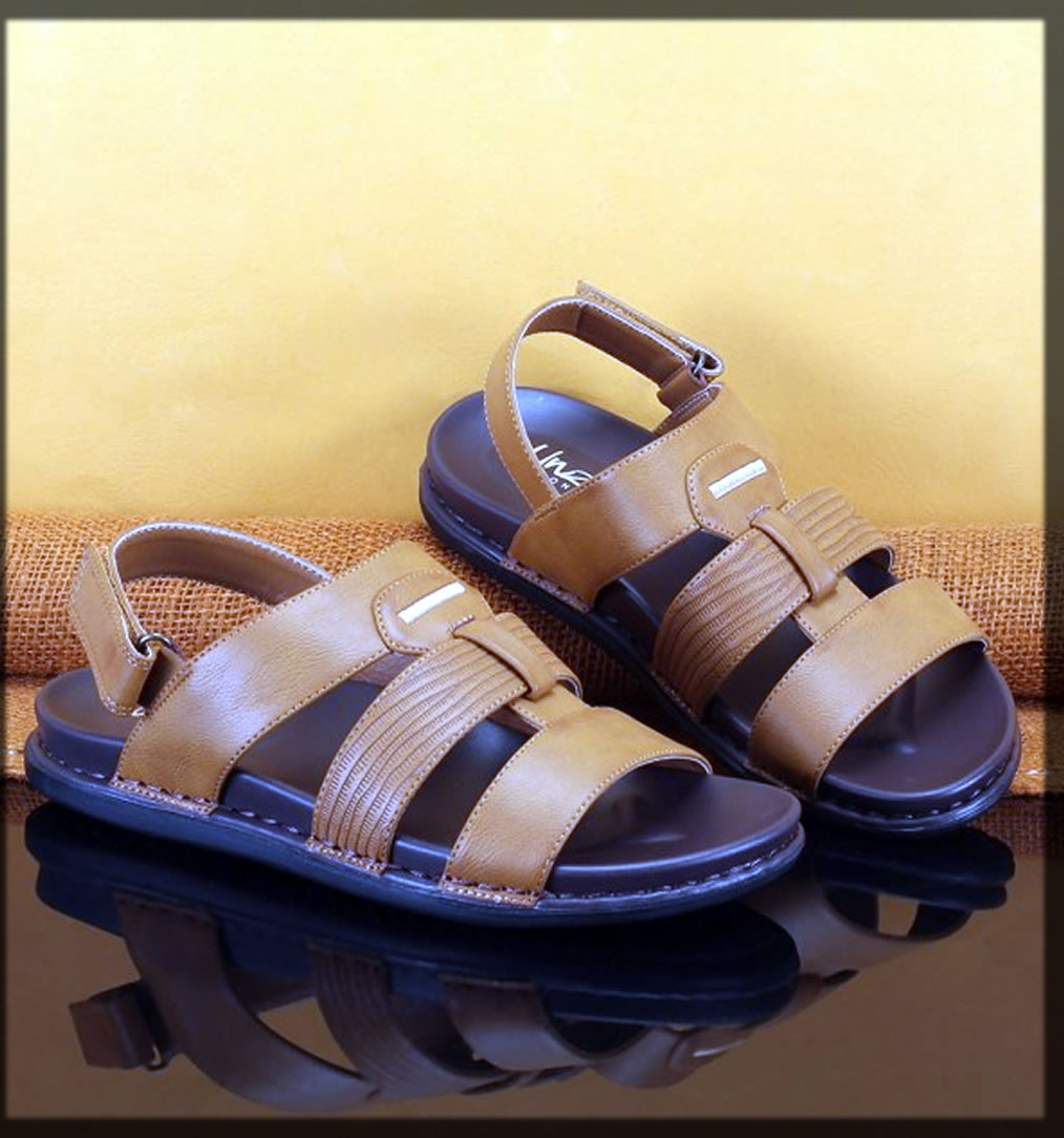 brown leather summer shoes collection