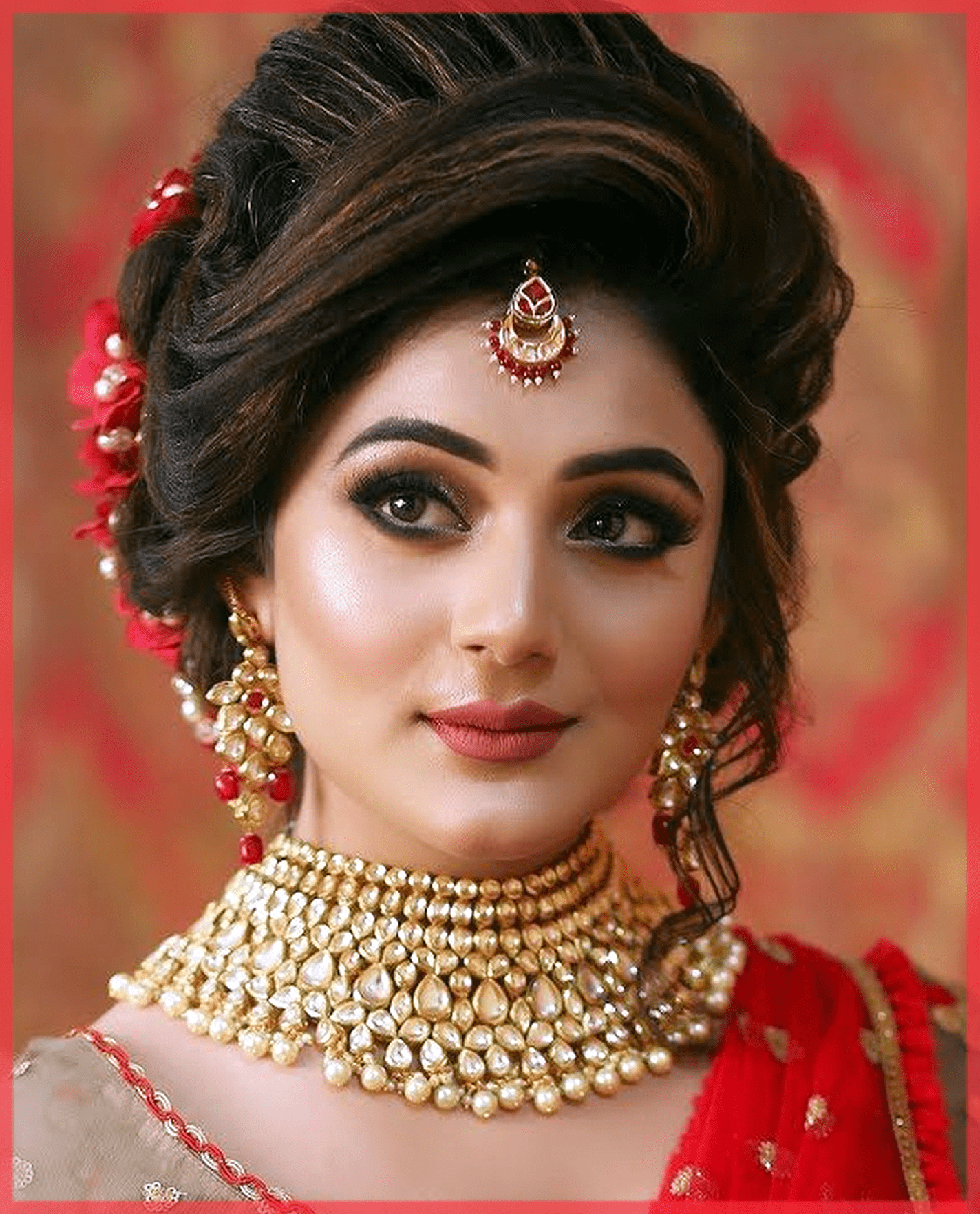 Best Indian Bridal Makeup Step By