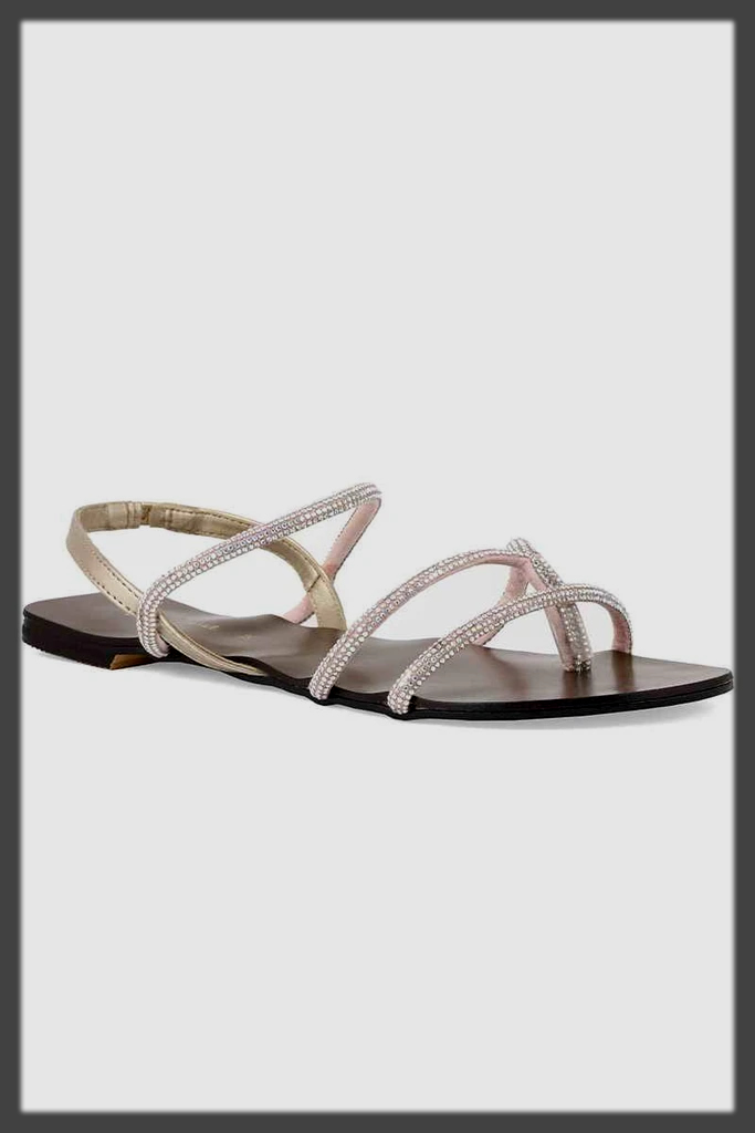 classy fancy party wear Sandal for women