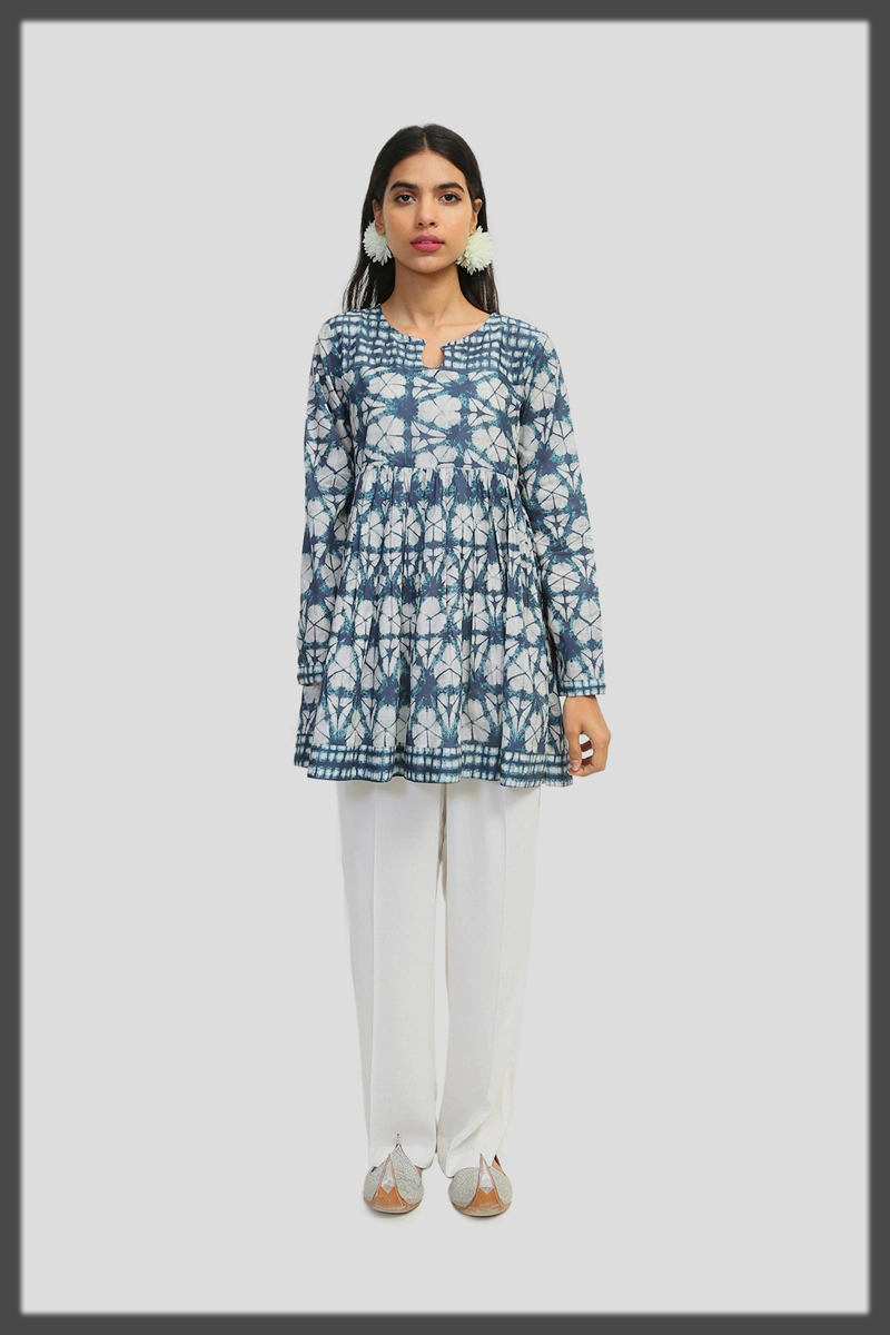 classy summer tunic by generation
