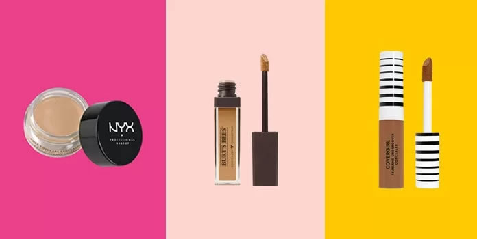 concealers for dark circles and blemishes