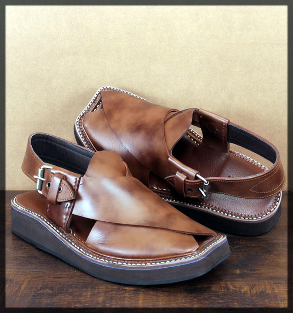 dark brown unze summer shoes for men