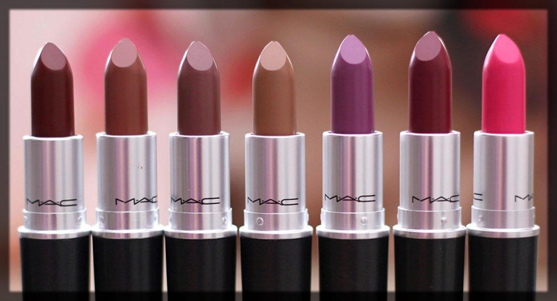 different shades of summer lipsticks