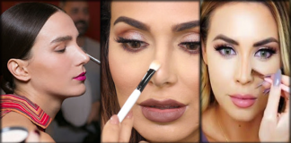 How to Make Your Nose Look Thinner with Makeup [Nose Contouring Tips]