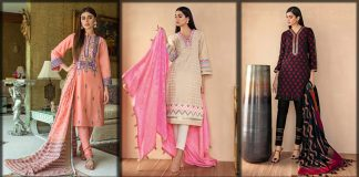 Latest Gul Ahmed Summer Lawn Collection 2021 for Women [Prices]
