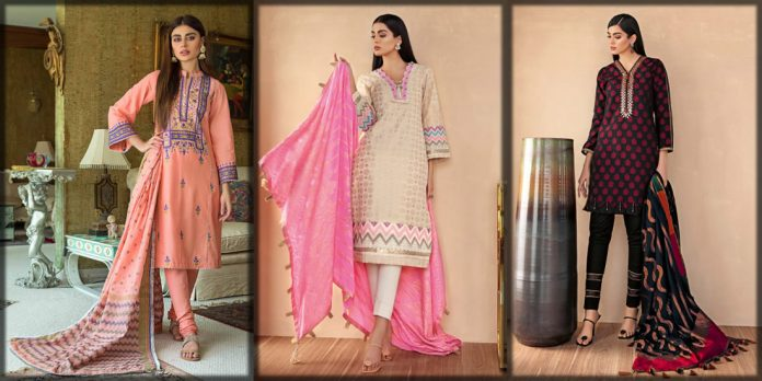gul ahmed summer collection for women