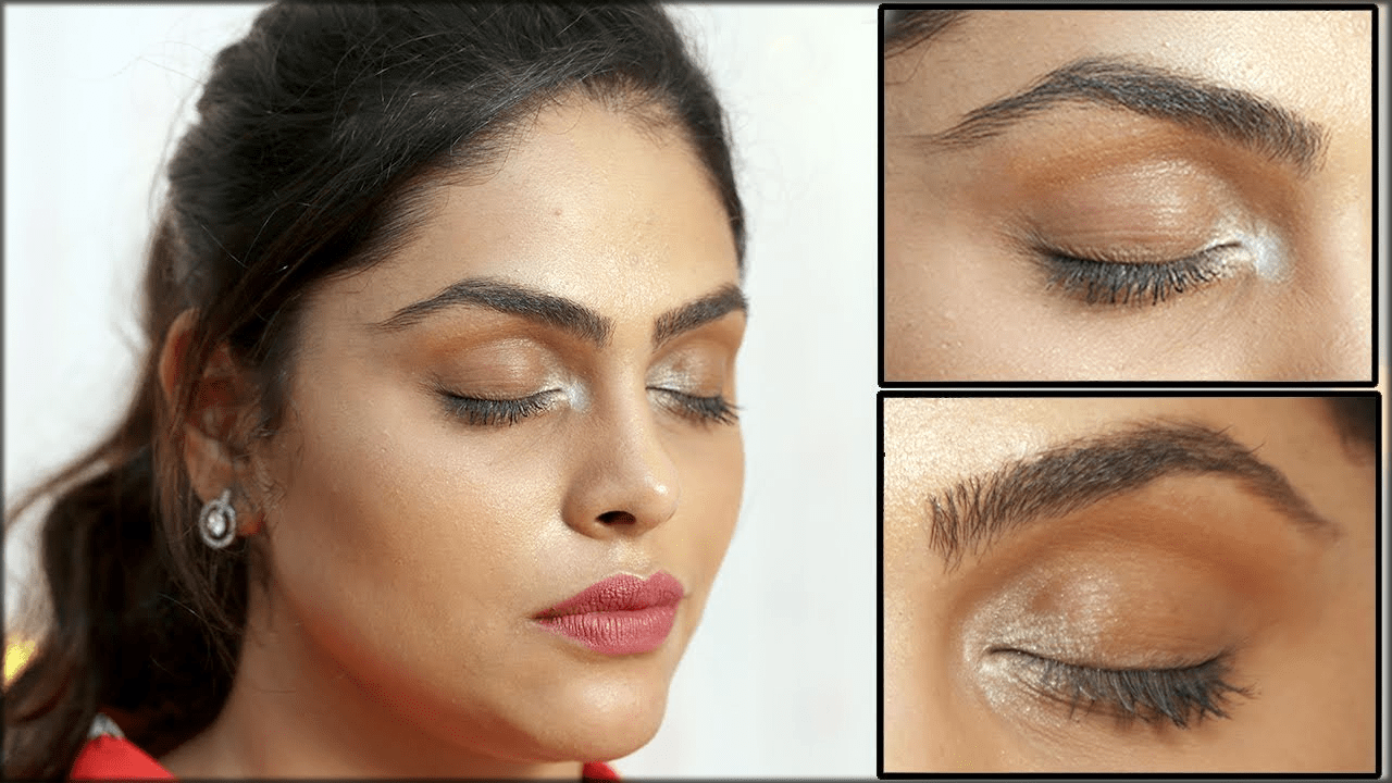 highlighter to make Eyes look bigger with makeup