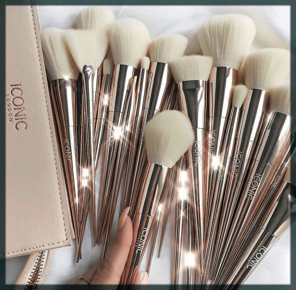 iconic soft Brushes Collection
