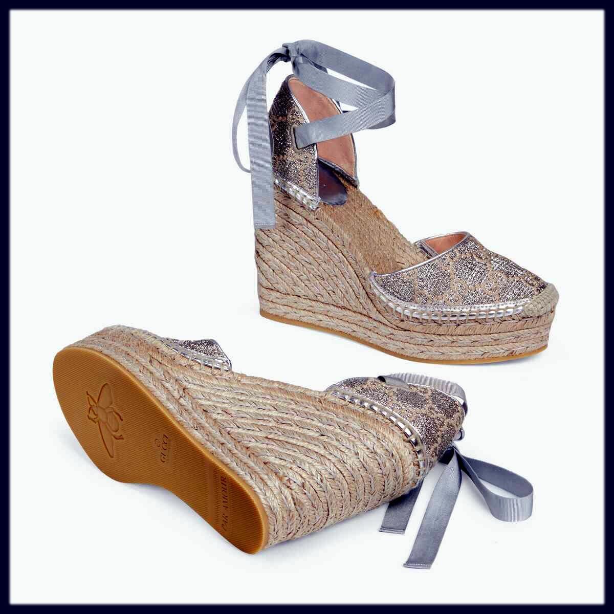 impressive gucci bridal footwear
