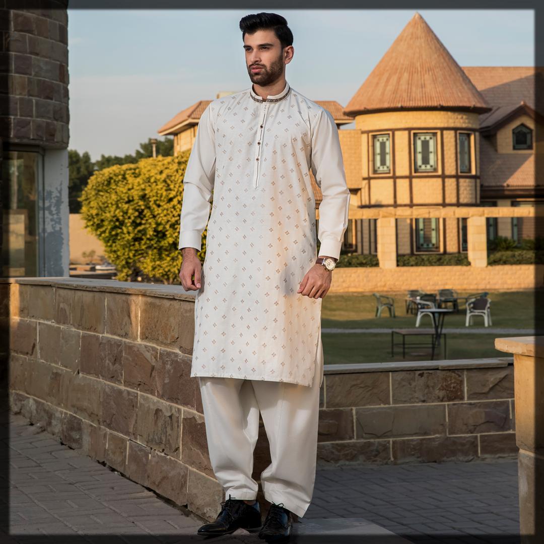 impressive summer shalwar kameez for men