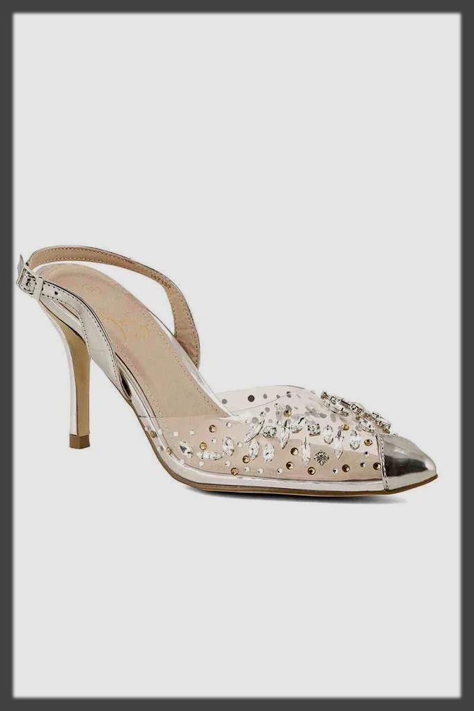 insignia bridal wear shoes