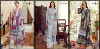 Asim Jofa Luxury Lawn Collection 2021 for Summers with Price