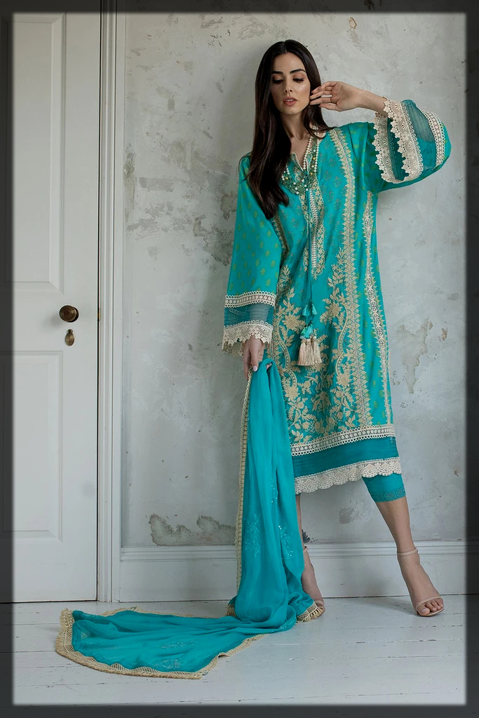 latest Sobia Nazir Summer Collection