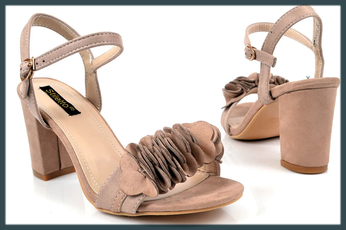 latest and classy bridal wedding shoes