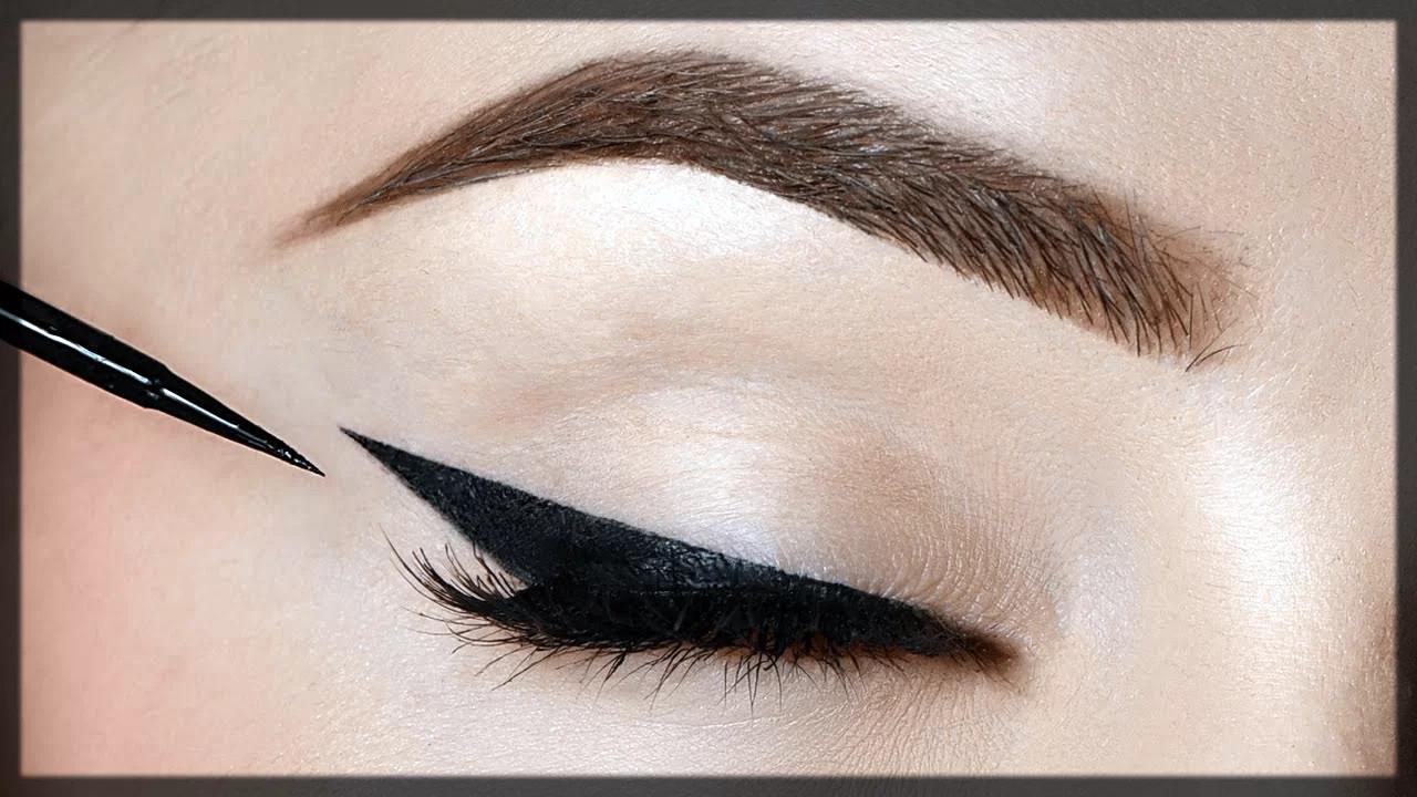 latest tips for eyeliner