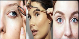How to Shape Your Eyebrows at Home - Brow Shaping Methods and Tips