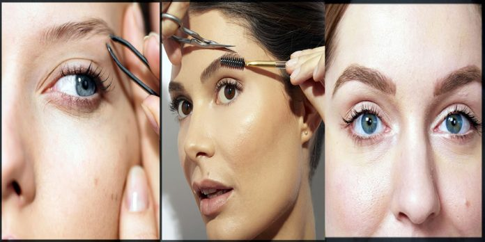 latest tips that How To Shape Your Eyebrows