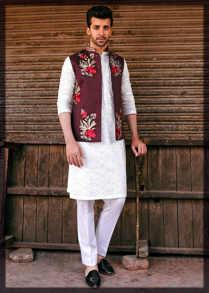 mehndi dresses for groom