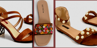 Metro Shoes Summer Collection 2021 For Women With Price