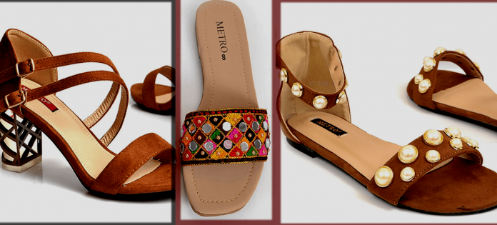 metro summer shoes collection 2020 for youngest