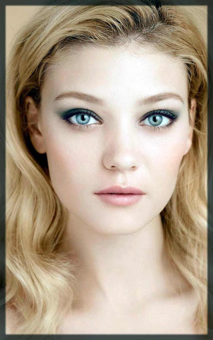 natural glowing summer makeup
