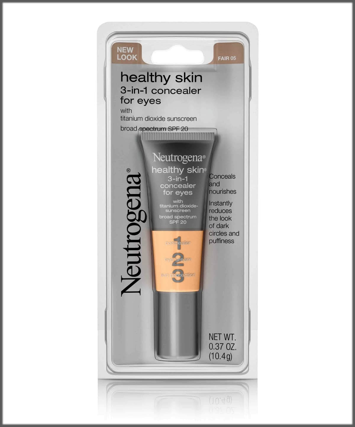 neutrogena for dark circles