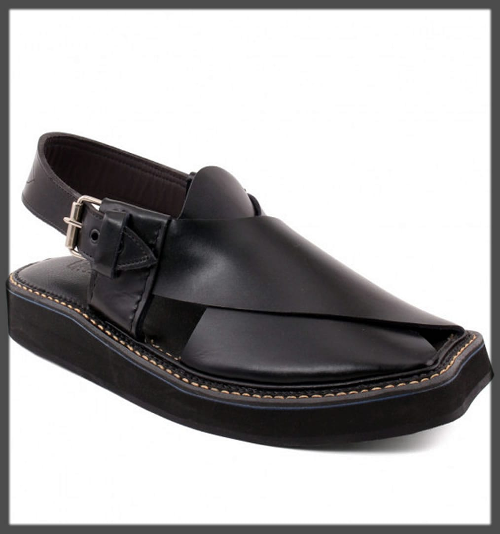 pure leather summer shoes for men