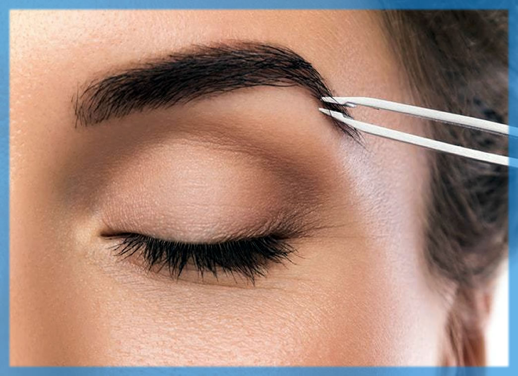 shape your brows at home