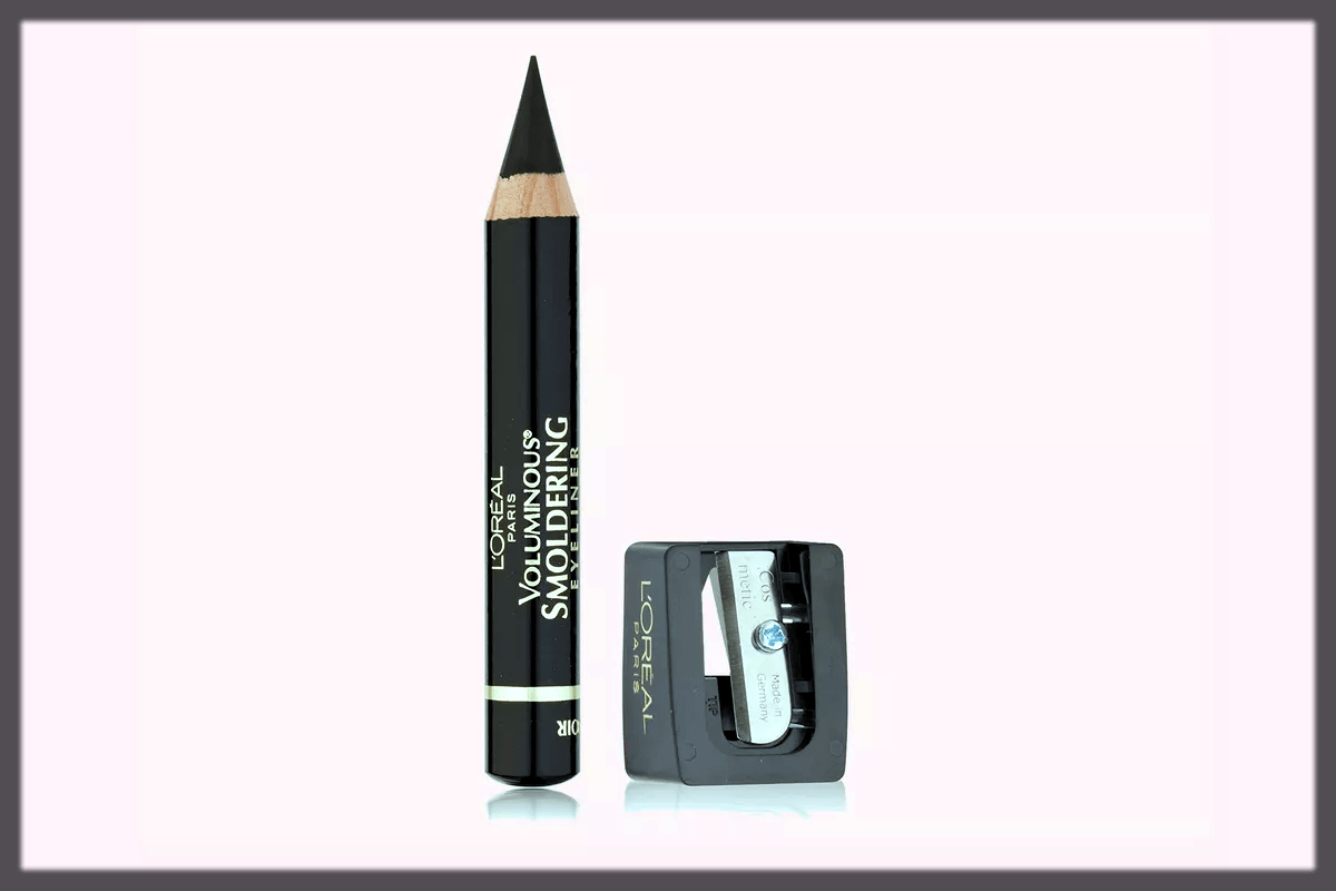 sharp your liner pencil