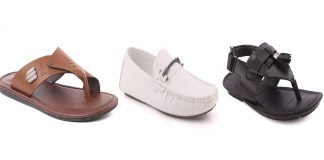 Unze London Summer Shoes for Men 2021 Latest Collection with Price