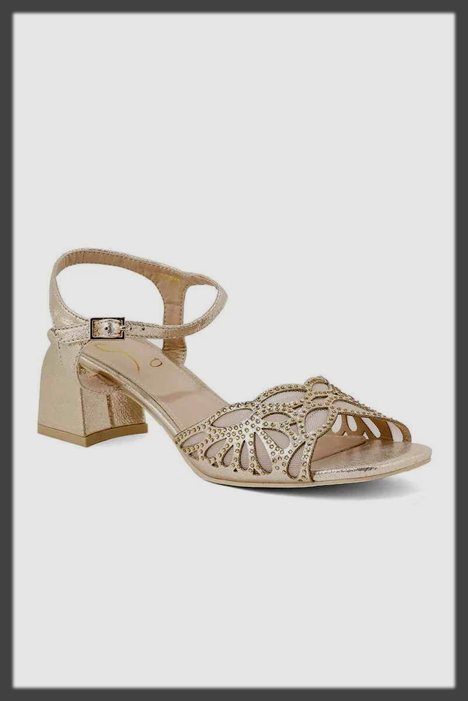 wedding wear sandals by insignia