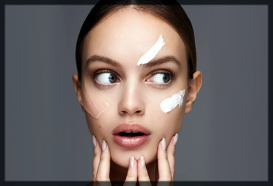 Add Primer to your face
