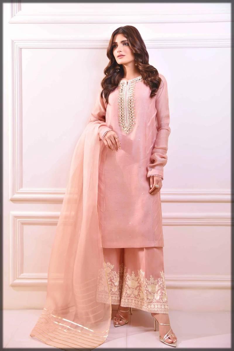 Agha Noor Pakistani formal dresses