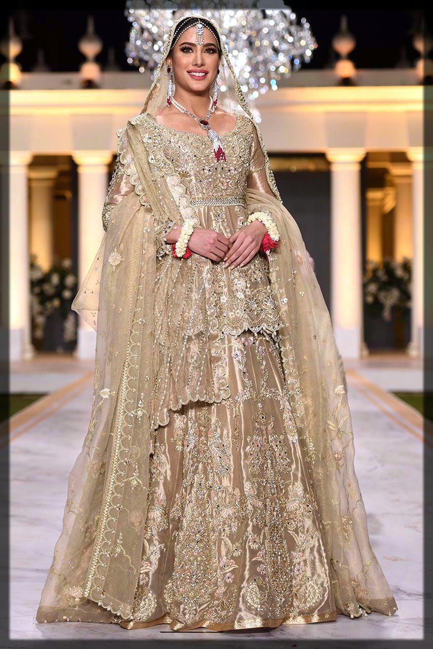 Alluring Deepak Perwani Bridal Collection