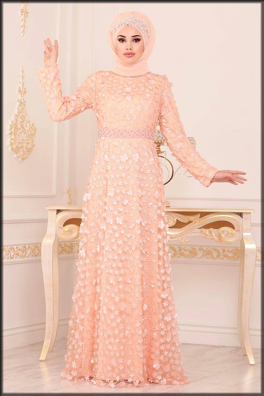 Alluring fancy abaya designs