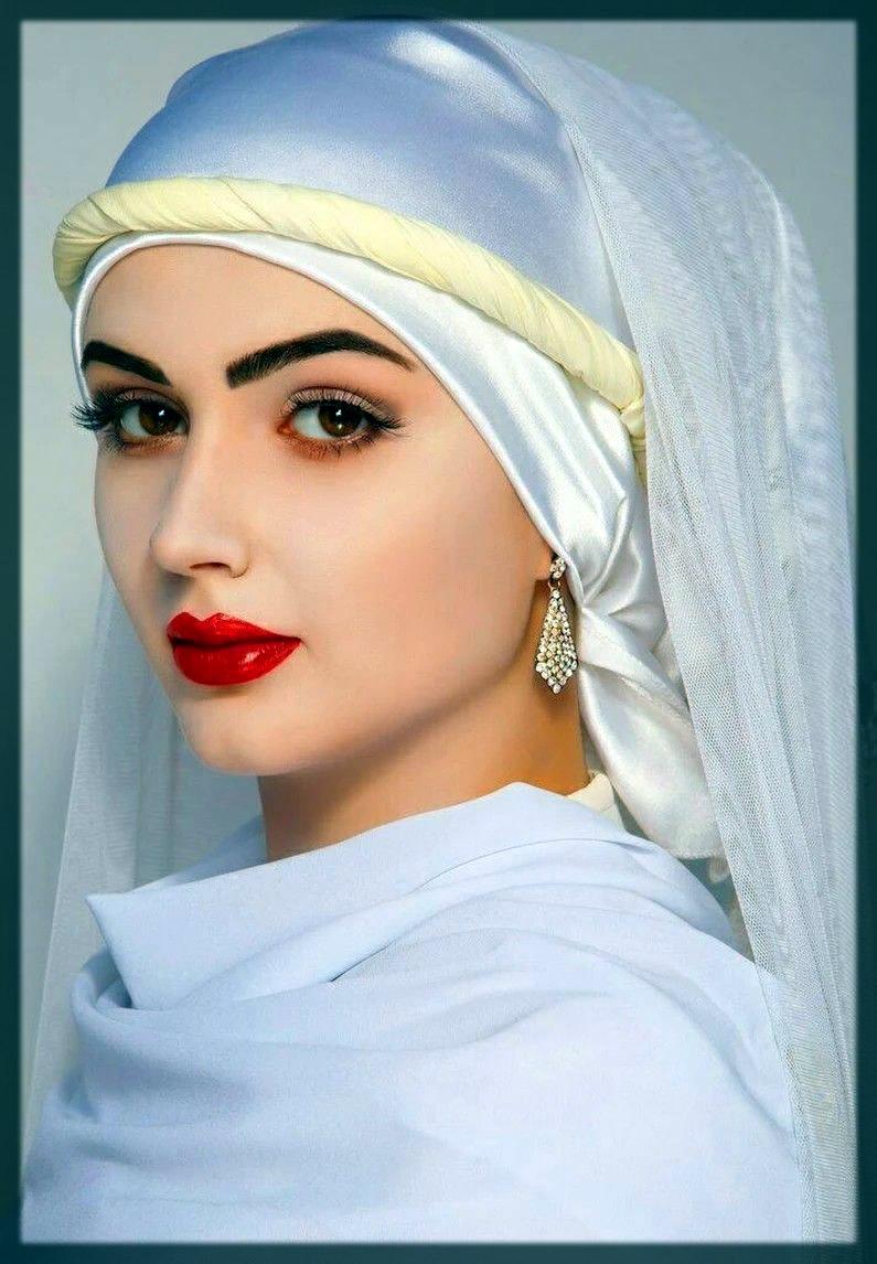 Arabic Hijab Styles for paki girls
