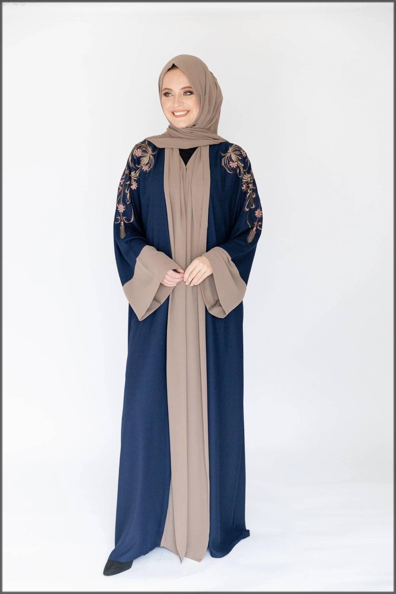 Arabic fancy abaya designs