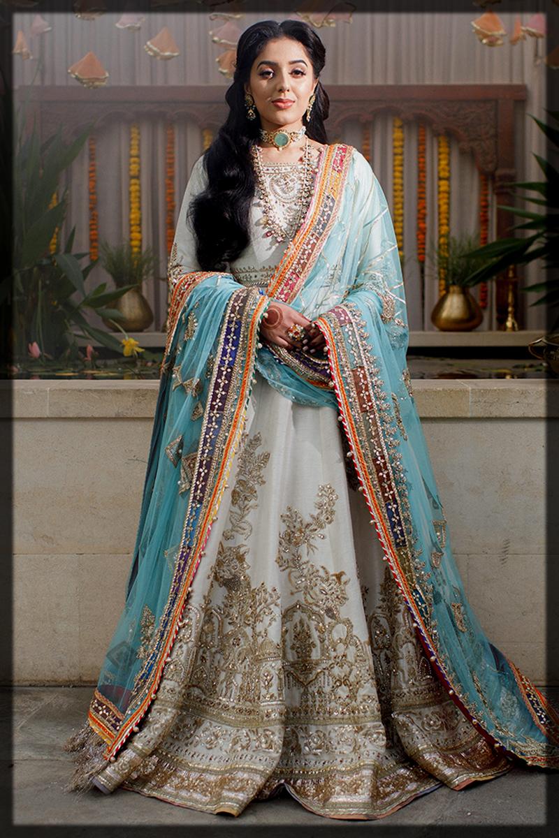 Beautiful Raw Silk Lehenga Choli