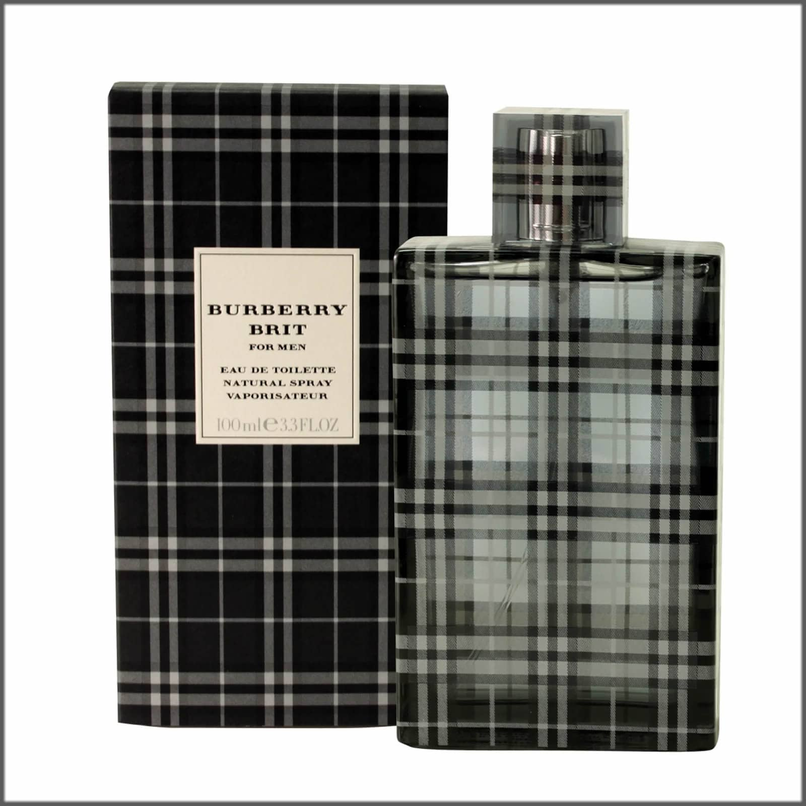 Best scent for men by Burberry Brit