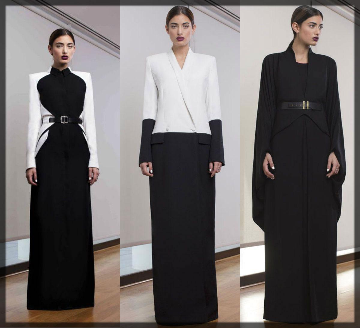 Bouguess dubai Style abaya