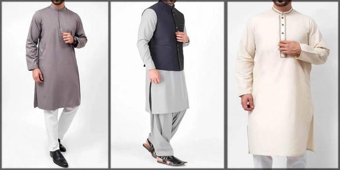 Cambridge kurta collection with waistcoat