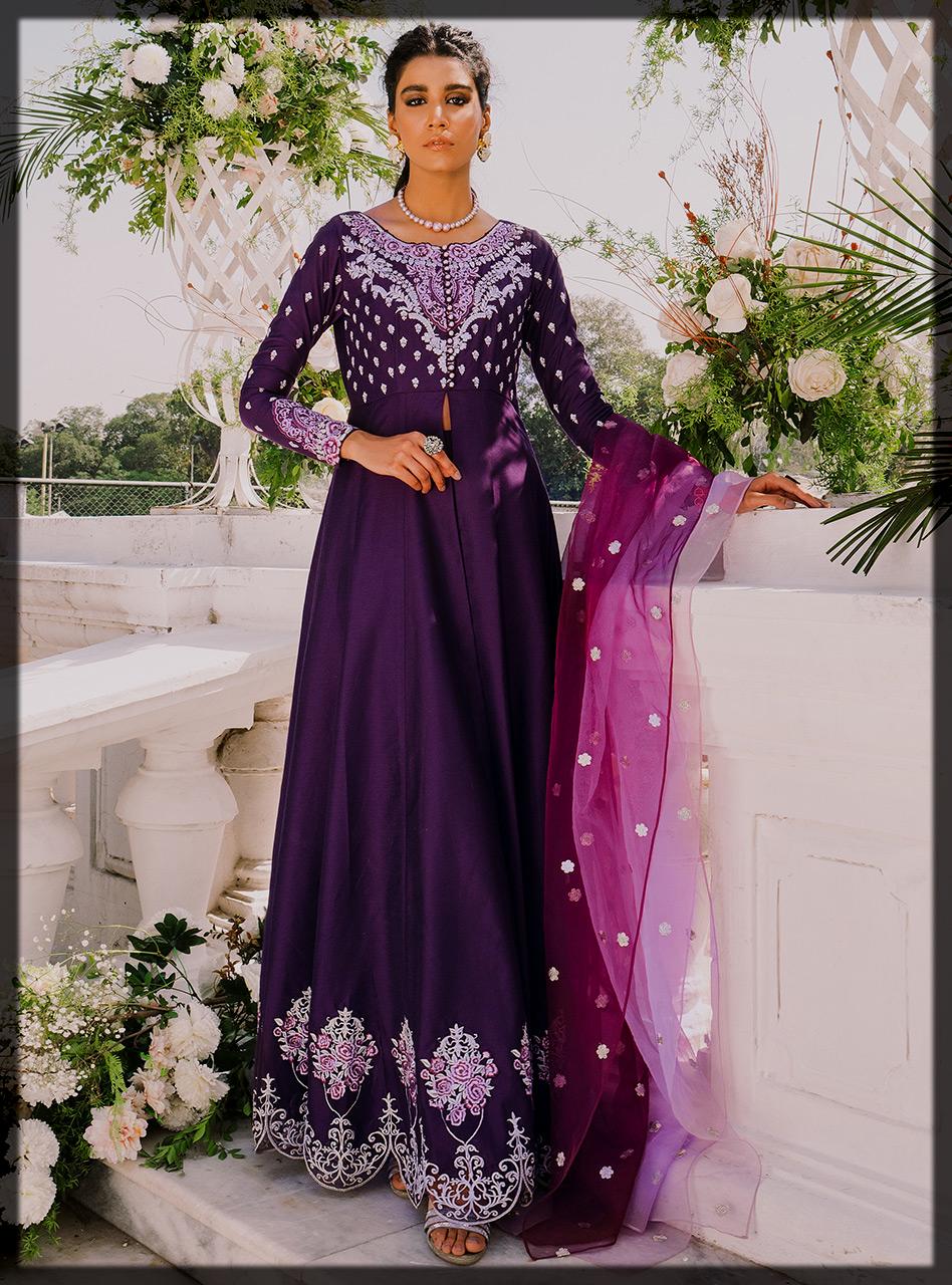 Classy majestic Eid suit for Women
